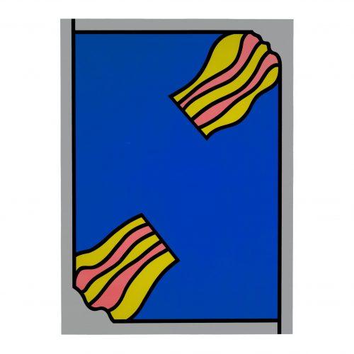 Nicholas Krushenick pop art