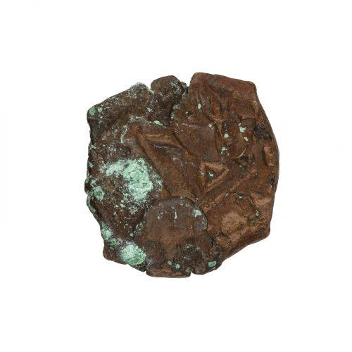 Bronze Ancient Coin Fragment