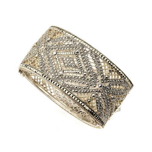 Silver Bracelet Cuff