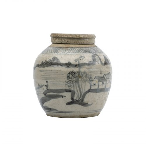 Southeast Asian Ginger Jar