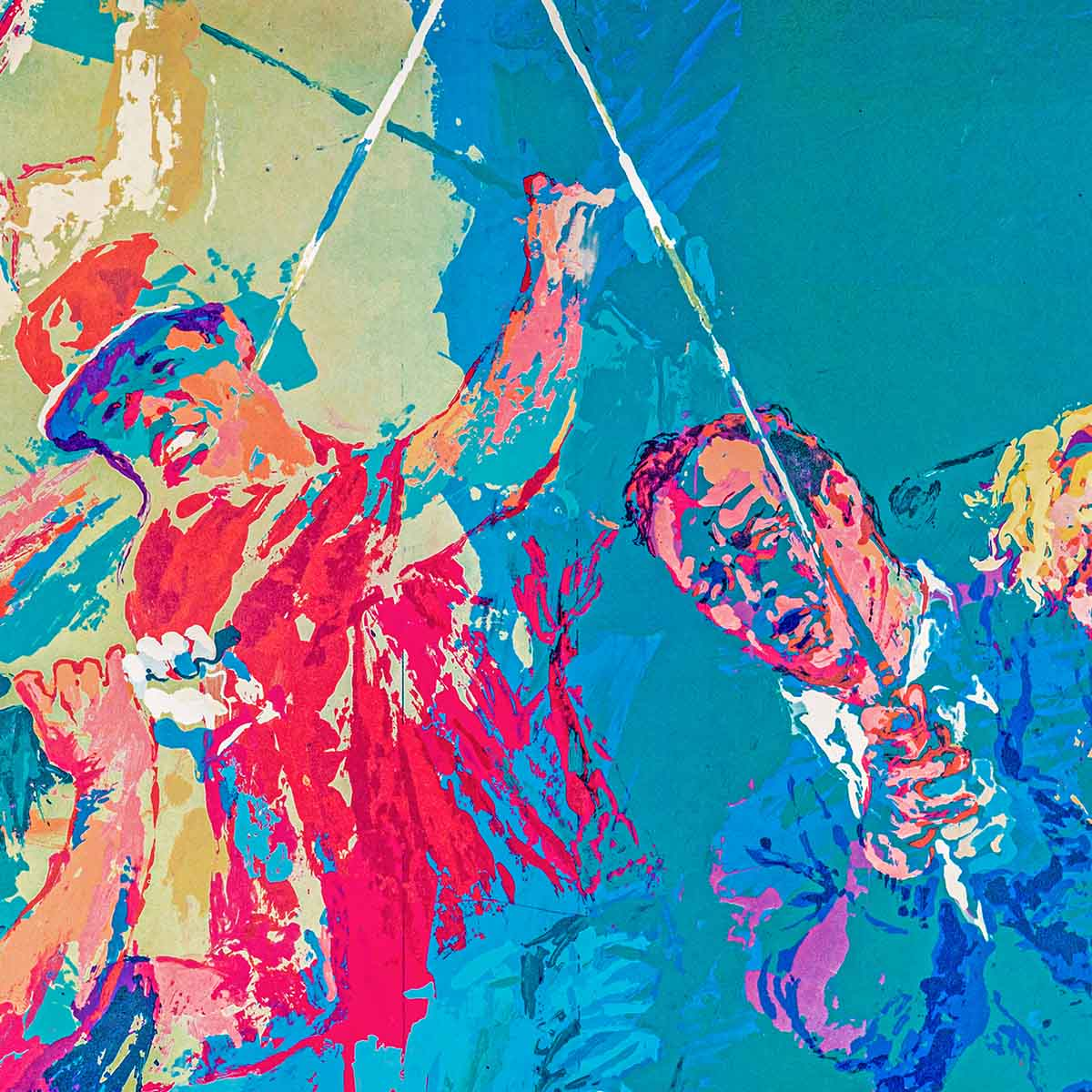 LeRoy Neiman Artist Golf Championship