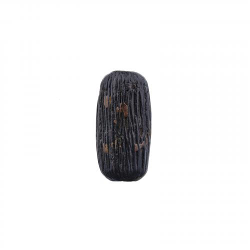 wooden Edo period Japanese ojime bead