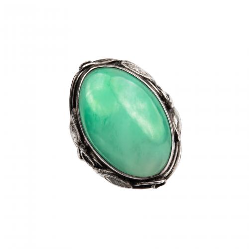 jadeite ring for sale