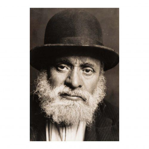 Lewis Hine Portrait Photograph