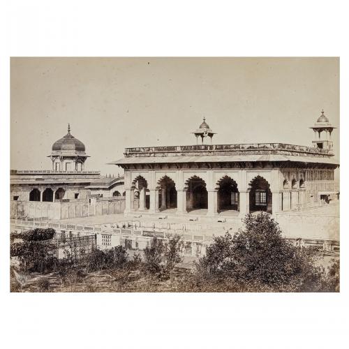 Jahangir Palace Agra Fort India Photograph