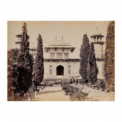 Agra Tomb of Itmad-ud-Daula Photograph