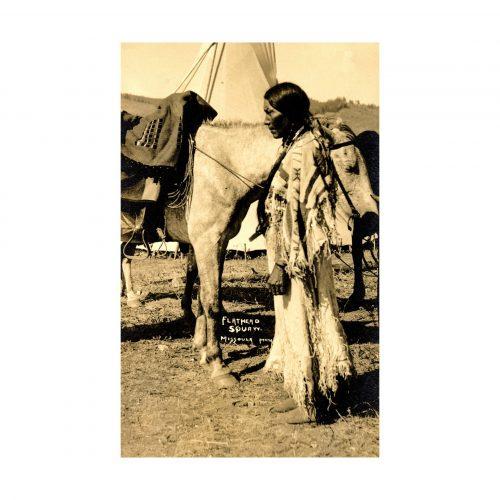 Flathead Indian