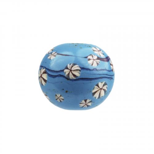 Japanese Ojime Glass Bead