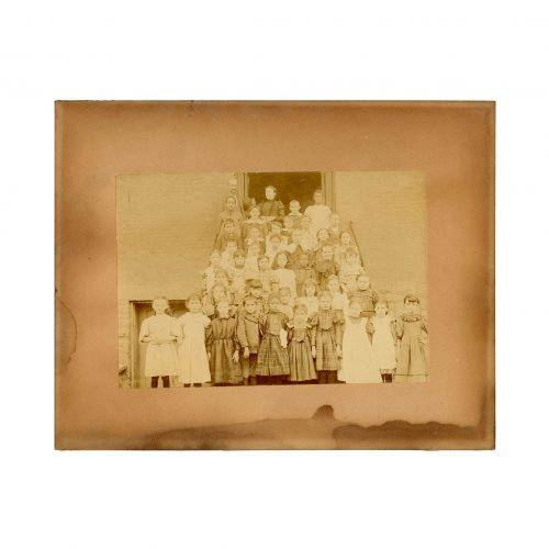 19th century school photograph