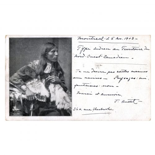 Sioux Indian Photograph
