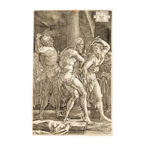 Albrecht Durer Flagellation of Christ