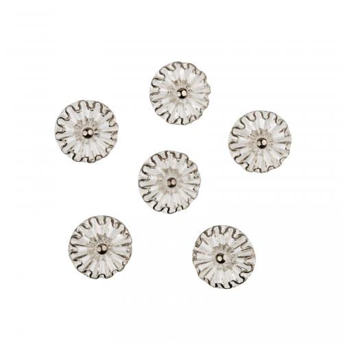 Czech Glass Vintage Buttons