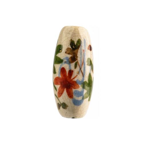Vintage Japanese Pottery Bead