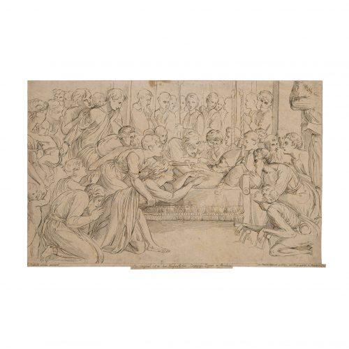 Raphael (Raffaello Sanzio) wall art print