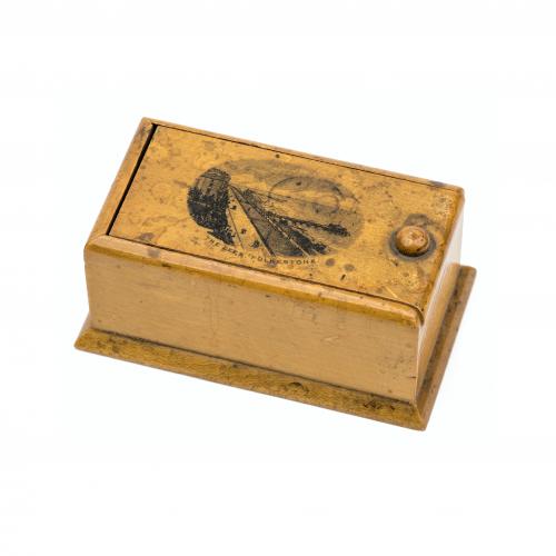 Antique English Trinket Box