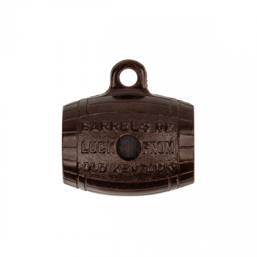 Whiskey Barrel Collectible Vintage Button Charm