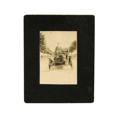 old car image