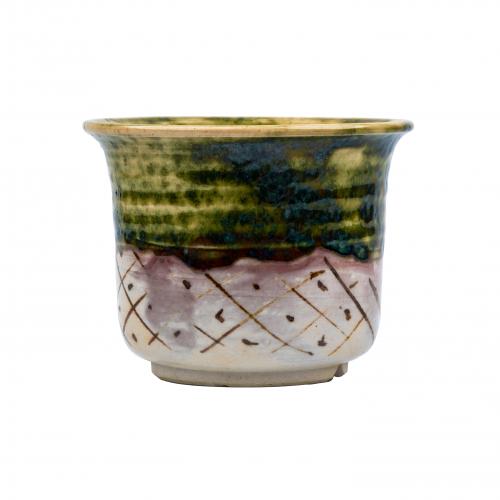 Oribe pottery