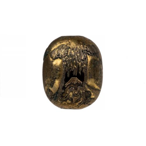 Japanese Ojime Jewelry Bead