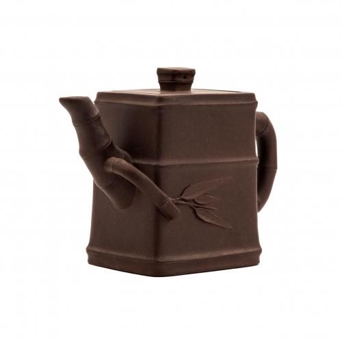 Vintage Chinese Zisha Teapot