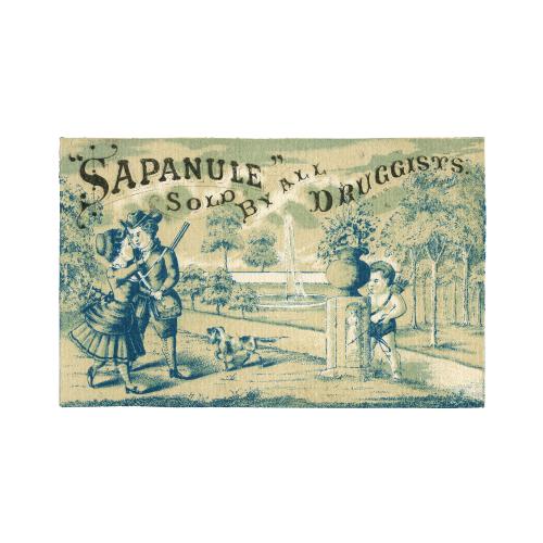 Elixir Old Advertising Card