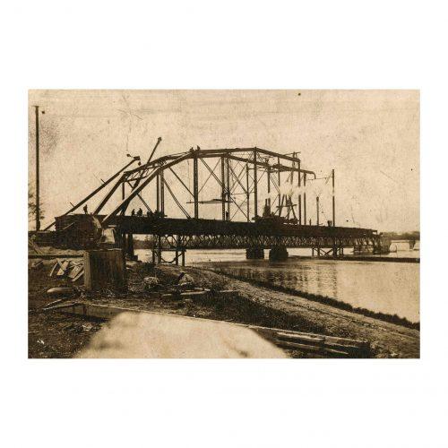 Bridge Art Old Photograph