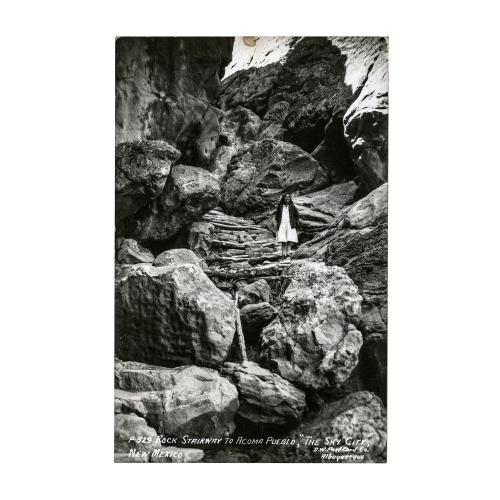 Acoma Pueblo Photograph