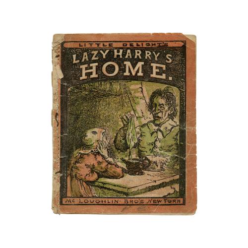 Lazy Harrys Home
