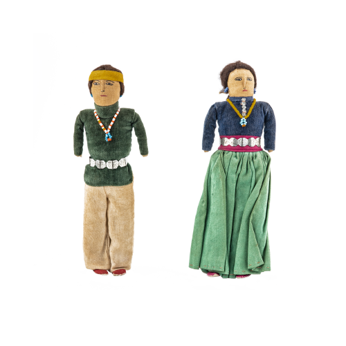 Native American Navajo Dolls
