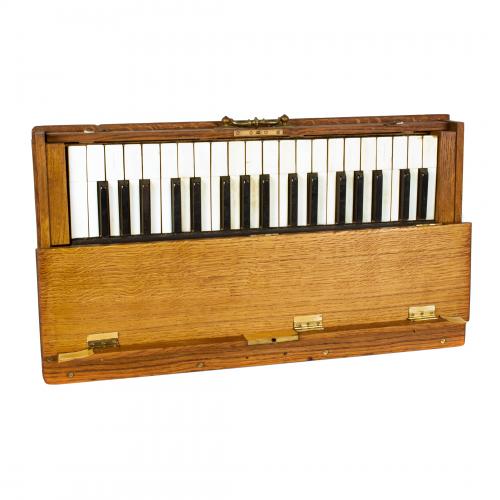 Antique Piano Decor