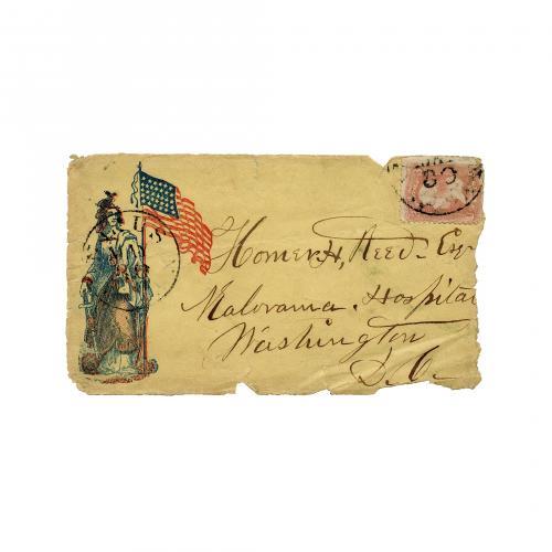 Civil War Postal Cover