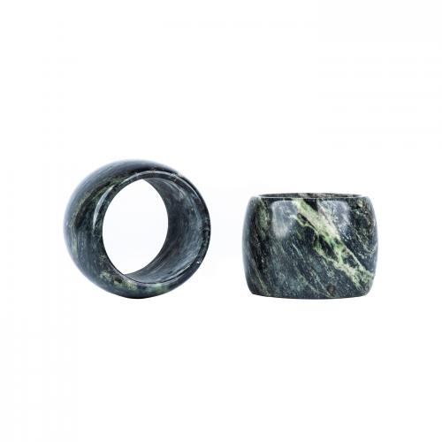 Green Napkin Rings