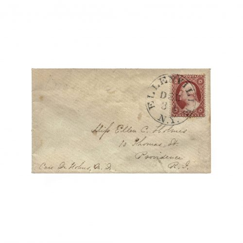 New York Collectible Stamp Cover