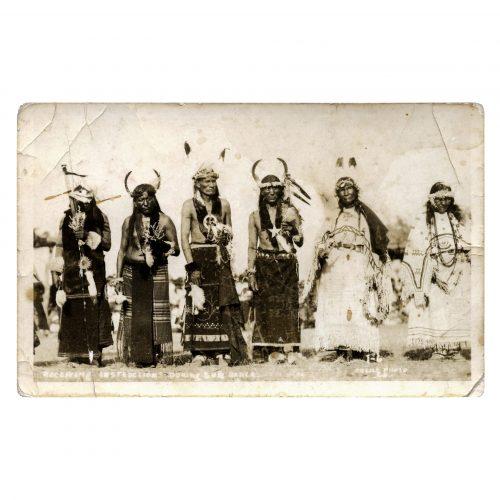 Native American Sun Dance Photograph