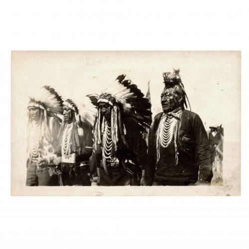 Native American Ceremonial Gathering