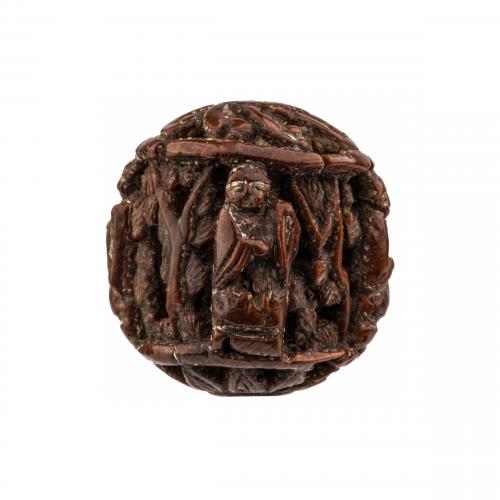 Japanese Wooden Bead