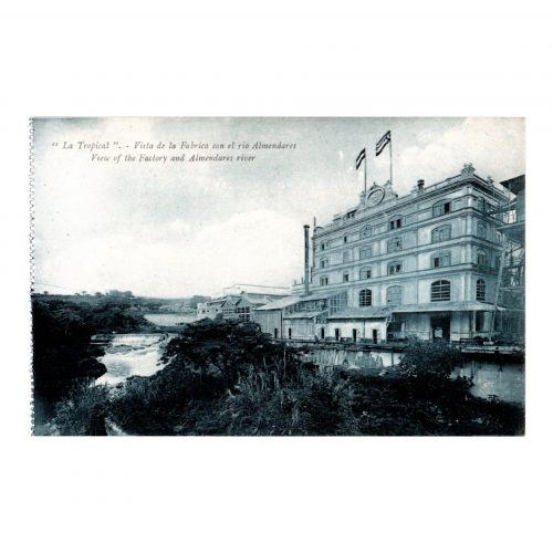 La Tropical Postcard
