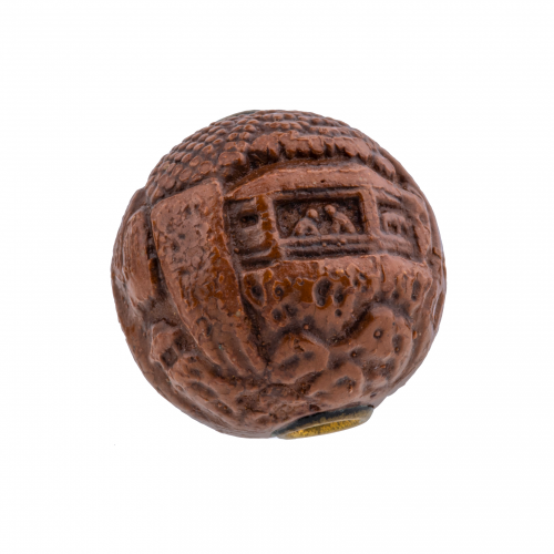 Japanese Lacquer Ojime Bead