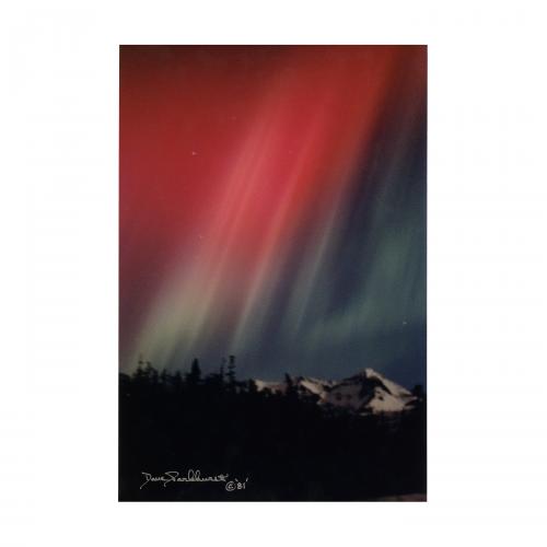 Aurora Borealis Wall Art Photo