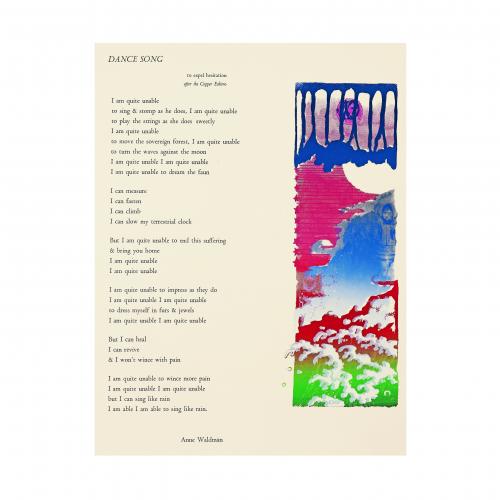 Vintage Poetry Print