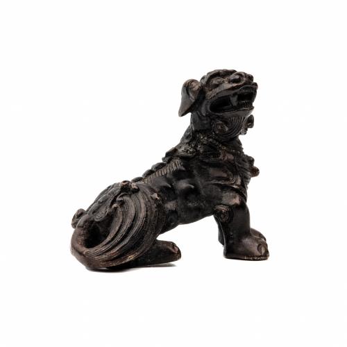 Chinese Lion Figurine