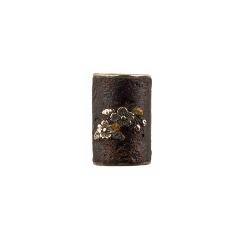 Japanese Bronze Bead