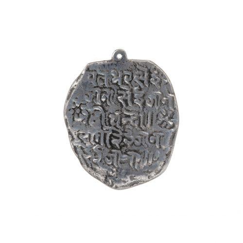Sanskrit Talisman Pendant