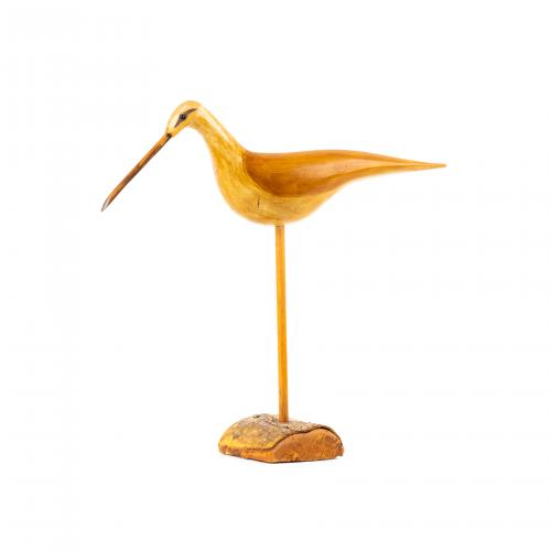 Wooden Carved Seabird