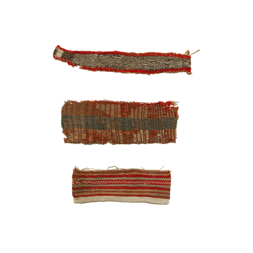 Pre-Columbian Textile Fragments