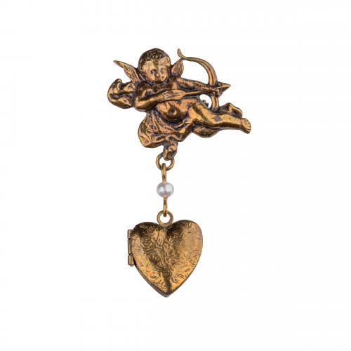 Cupid Locket