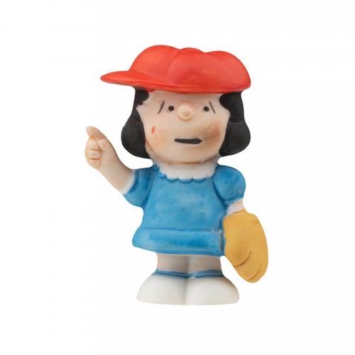 baseball lucy figurine