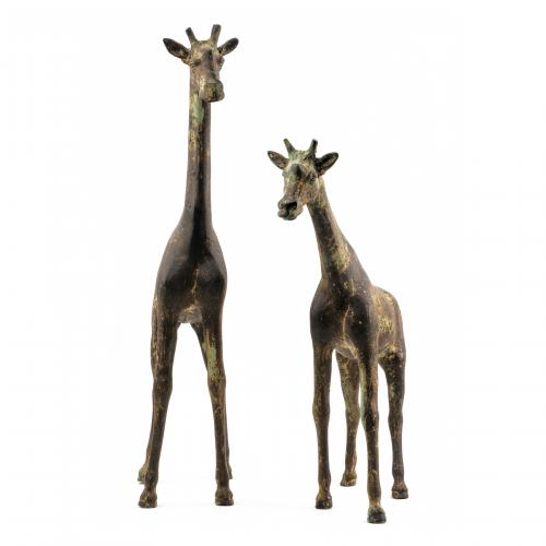 Giraffe Sculptures