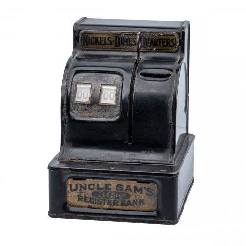 Cash Register Coin Bank