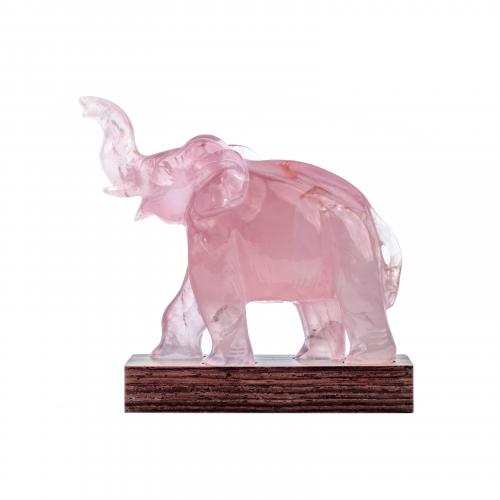 Quartz Elephant